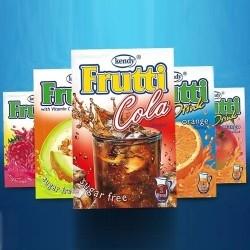 Scadenza Ravvicinata Kendy, Frutti, 32 bustine da 8,5 g