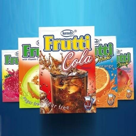 Kendy, Frutti, 32 bustine da 8,5 g