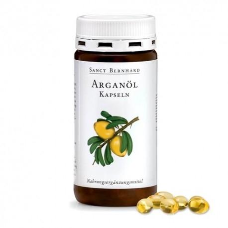 Omega 3-6-9 Sanct Bernhard, Arganol, 150cps.