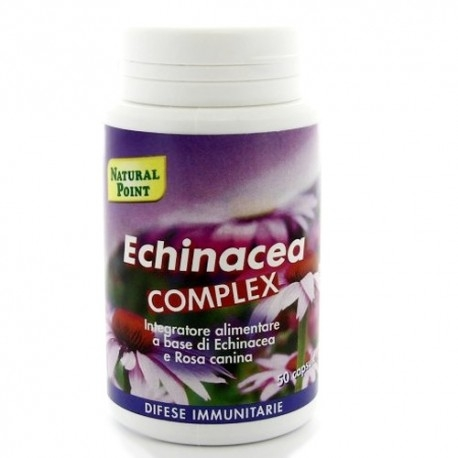 Echinacea Natural Point, Echinacea Complex, 50 cps.