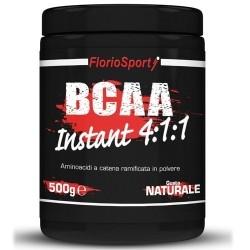 Aminoacidi Ramificati (Bcaa) FlorioSport, BCAA Instant 4:1:1, 500 g.