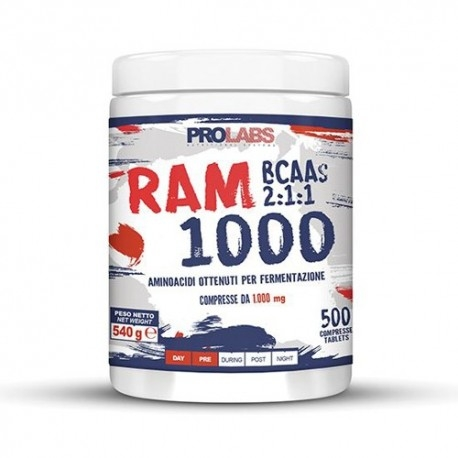 Offerte Limitate Prolabs, Ram 1000, 500 Cpr.