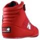 Scarpe Gorilla Wear, High Tops, Sneakers Rossa Alta
