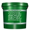 Scitec Nutrition, 100% Whey Isolate, 4000 g.