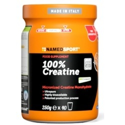 Creatina Named Sport, 100% Creatine, 250 g.