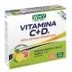 Vitamina C WHY Nature, Vitamina C+D3, 14 bustine