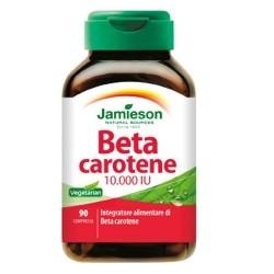 Vitamine e Minerali Jamieson, Beta Carotene, 90cpr.