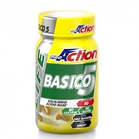 Zinco e Magnesio Proaction, Basico, 90 cpr.