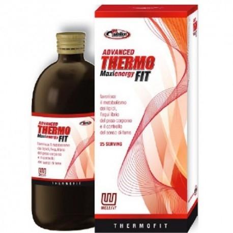 Coadiuvanti diete dimagranti Pro Nutrition, Advanced Thermo Fit, 500 ml