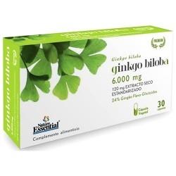 Ginkgo Biloba Nature Essential, Ginkgo Biloba, Blister da 30 cps. (Sc. 02/2020)