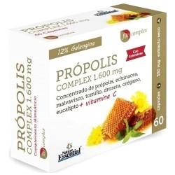 Propoli Nature Essential, Propolis, Blister da 60 cps.