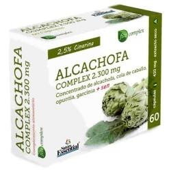 Carciofo Nature Essential, Alcachofa, Blister da 60 cps. (Sc.12/2019)