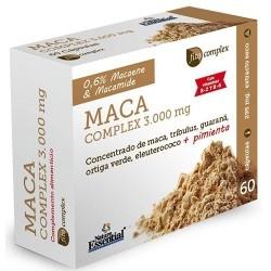 Maca Nature Essential, Maca Complex, Blister da 60 cps.
