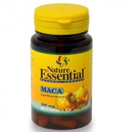 Maca Nature Essential, Maca, 50 cps.