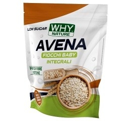 Avena WHY Nature, Avena Fiocchi Baby, 1000 g.