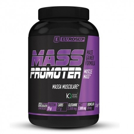Gainers Eurosup, Mass Promoter, 1300g