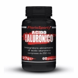 Acido ialuronico FlorioSport, Acido Ialuronico, 60 cpr.