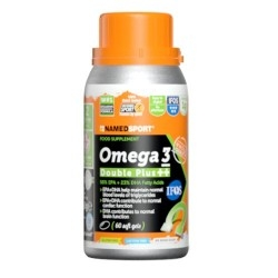 Omega 3 Named Sport, Omega 3 Double Plus ++, 60 cps.