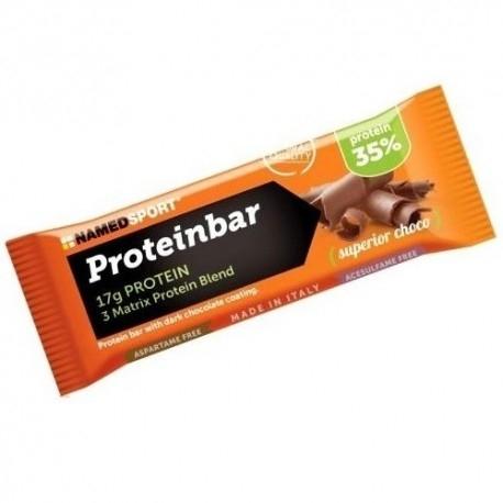 Barrette proteiche Named Sport, Proteinbar, 12 pz. 50 g.
