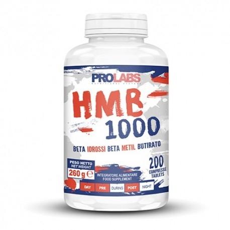 HMB Prolabs, HMB 1000, 200cpr.