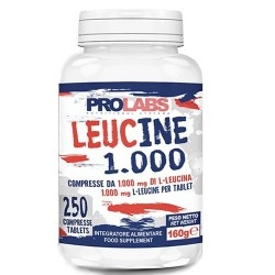 Leucina Prolabs, Leucine 1000, 250cpr