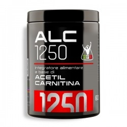 Carnitina Net integratori, ALC 1250, 60 cpr.