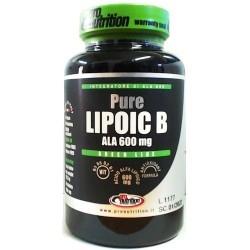Acido lipoico Pro Nutrition, Pure Lipoic B, 90 cpr.