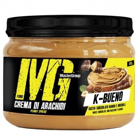 Burro di Arachidi MG Food, Crema di arachidi K-Bueno, 500g