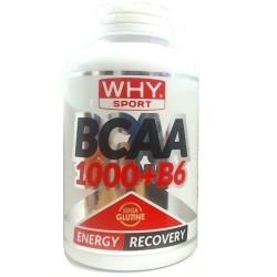 Aminoacidi Ramificati (Bcaa) WHY Sport, Bcaa Energy Recovery 1000+B6, 300cpr.