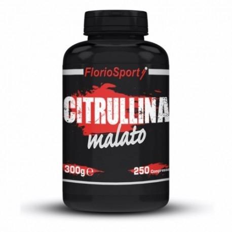 Citrullina FlorioSport, Citrullina Malato, 250 cpr.