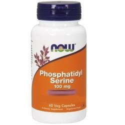 Scadenza Ravvicinata Now Foods, Phosphatidyl Serine, 60cps. (Sc.06/2020)