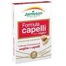 Unghie e Capelli Jamieson, Formula capelli, 20perle