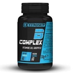 Vitamina B Eurosup, B Complex, 60cps.