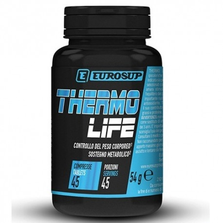 Coadiuvanti diete dimagranti Eurosup, Thermo Life, 45cpr