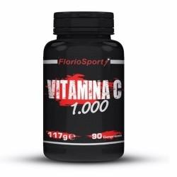 Vitamina C FlorioSport, Vitamina C 1000, 90 cpr.