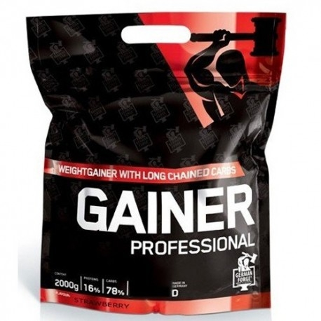 Gainers German Forge, Gainer Professional, 2000g