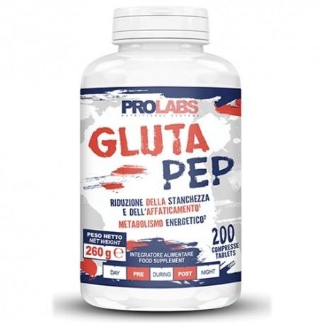 Glutammina Prolabs, Gluta Pep, 200cpr