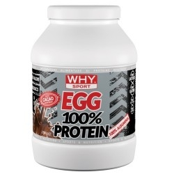 Proteine dell'uovo WHY Sport, EGG 100%, 750 g