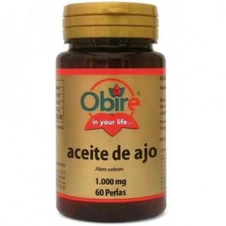 Aglio Obire, Aceite de ajo, 60 cps