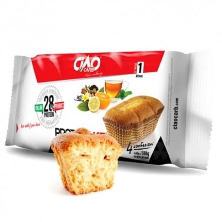 Biscotti e Dolci Ciao Carb, Proto Cake, 180 g. (4 x 45 g)