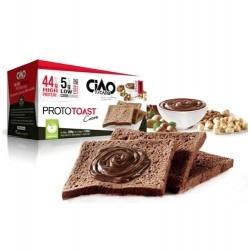 Pane e Prodotti da Forno Ciao Carb, ProtoToast Cacao, (4 x 50 g) Stage 1