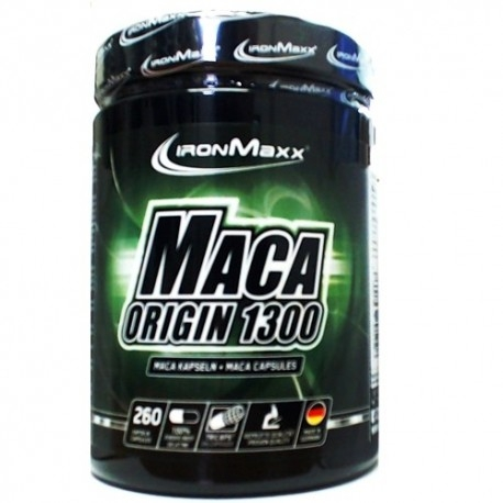 Maca IronMaxx, Maca Origin 1300, 260cps.