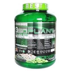 Proteine Vegetali AlphaPower Food, Isoplant, 2000 g