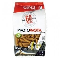 Pasta e Riso Ciao Carb, ProtoPasta Penne, 250 g