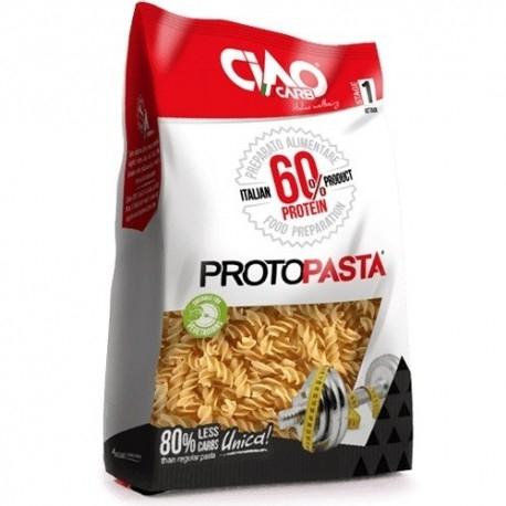Pasta e Riso Ciao Carb, ProtoPasta Fusilli, 200 g
