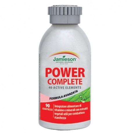 Vitamine e Minerali Jamieson, Power Complete, 90cpr.