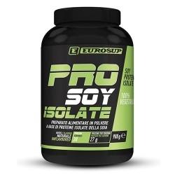 Proteine di Soia Eurosup, Pro Soy Isolate, 900 g. (Sc:11/2019)