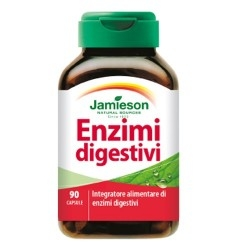 Enzimi digestivi Jamieson, Enzimi digestivi, 90cpr.