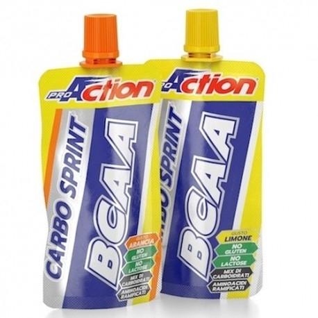Carbogel Proaction, Carbo Sprint Bcaa Endurance, 32 pz.