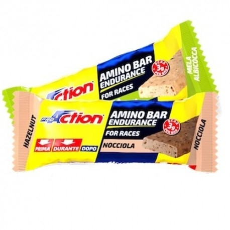 Barrette energetiche Proaction, Amino Bar Endurance, 28pz.